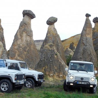 Jeep Safari Tour